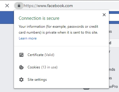 secure HTTPS to Bypass Cyberoam Network Security