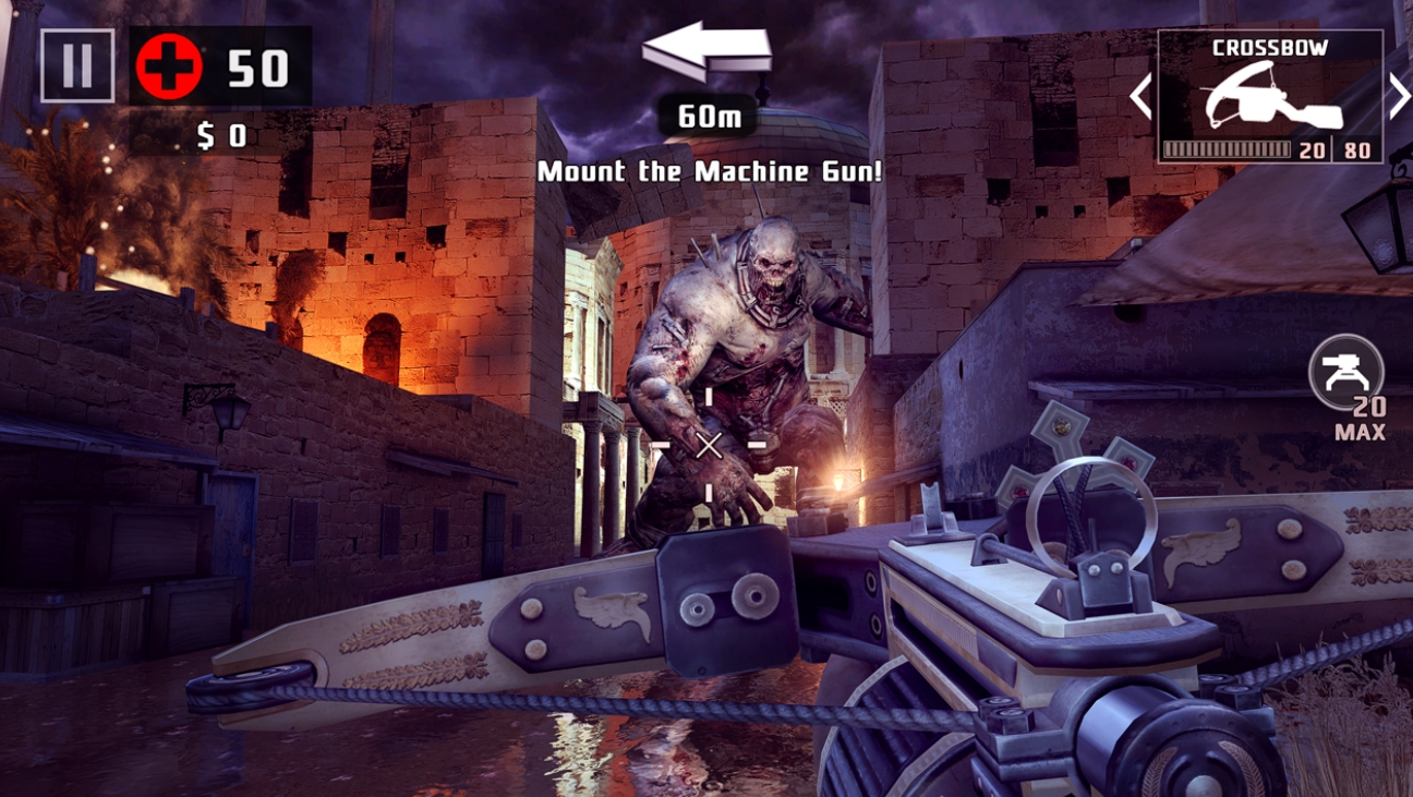 dead trigger - Best Zombie Gun Games for Zombie Shooting Games Lovers