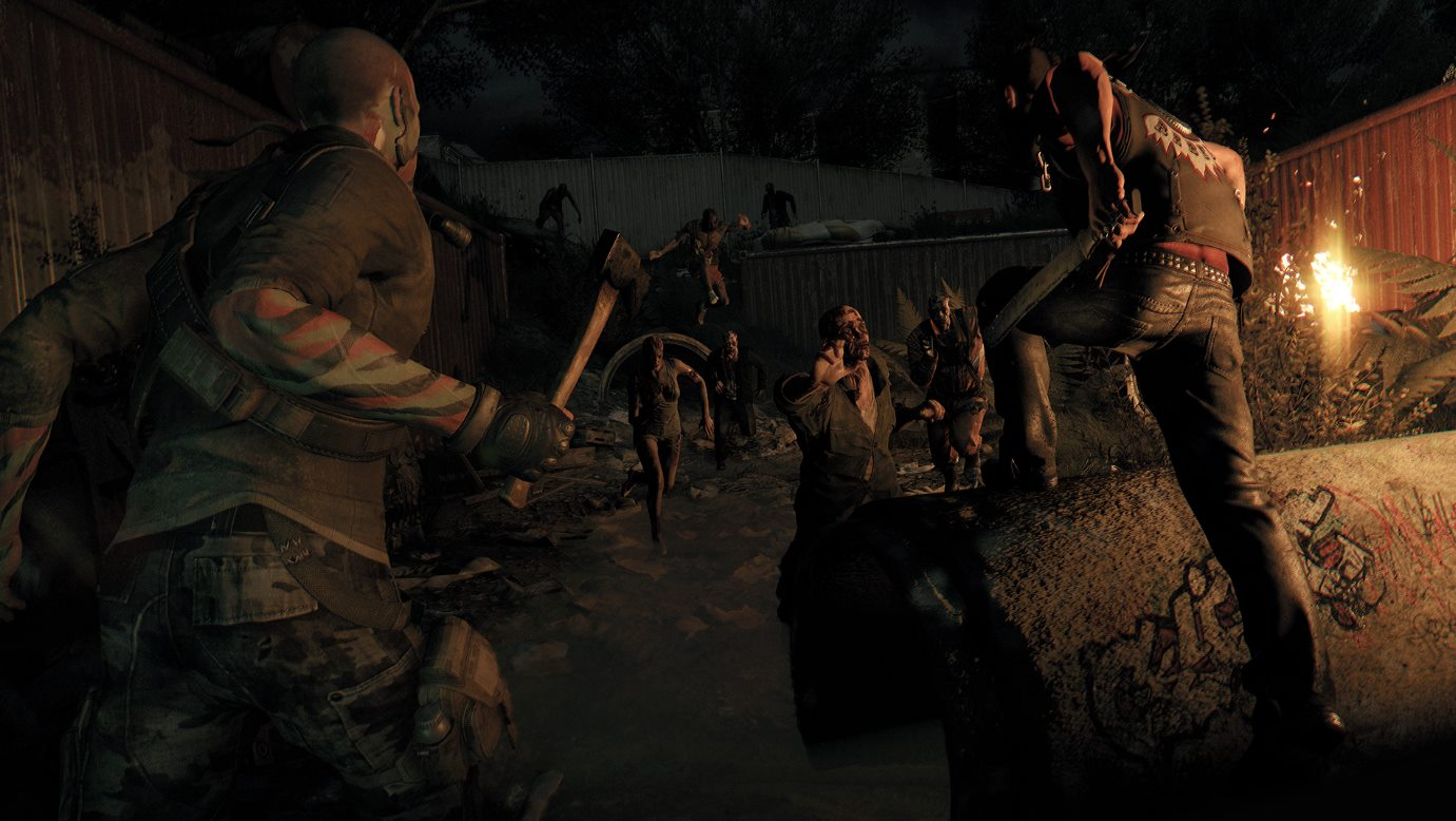 dying light - Best Zombie Gun Games for Zombie Shooting Games Lovers