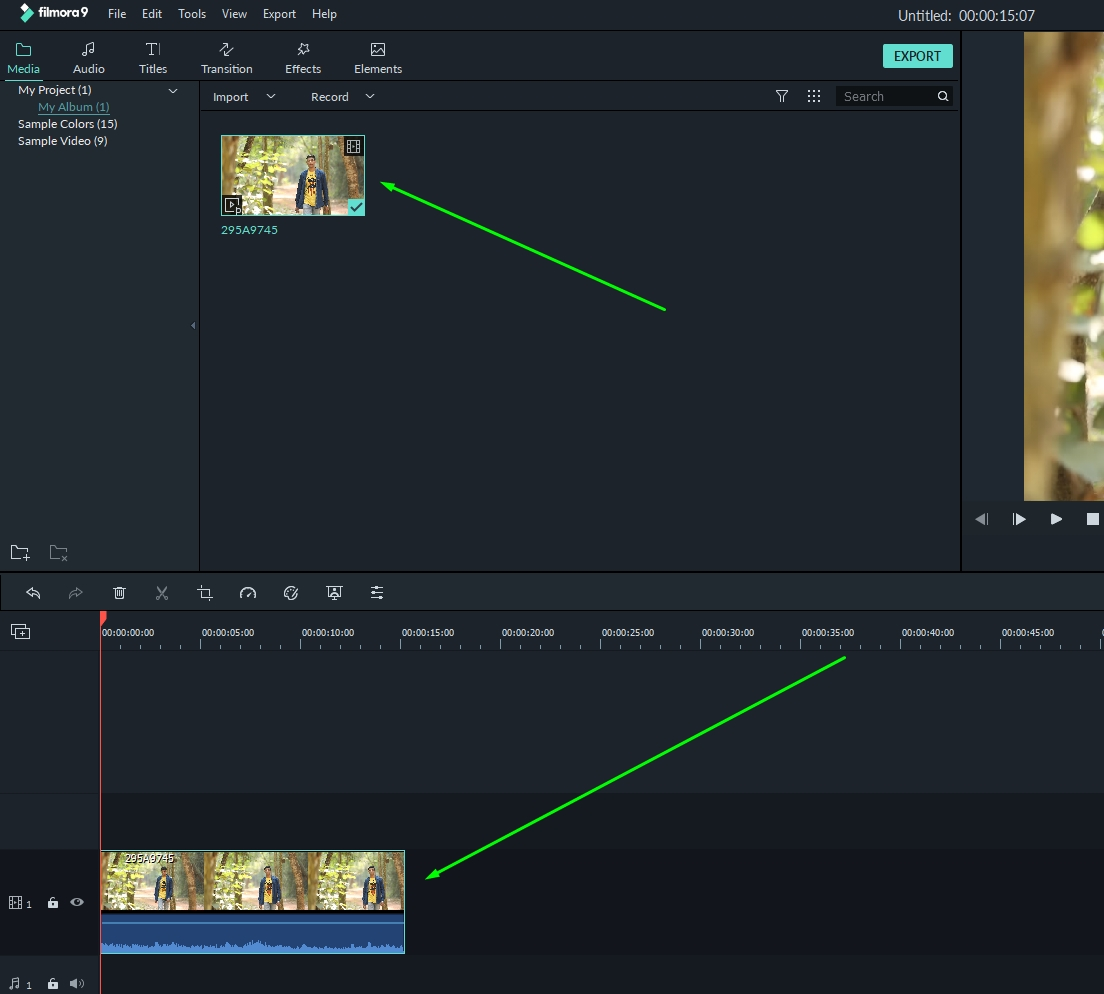 How to Edit Videos Using Filmora9? - Filmora9 Review