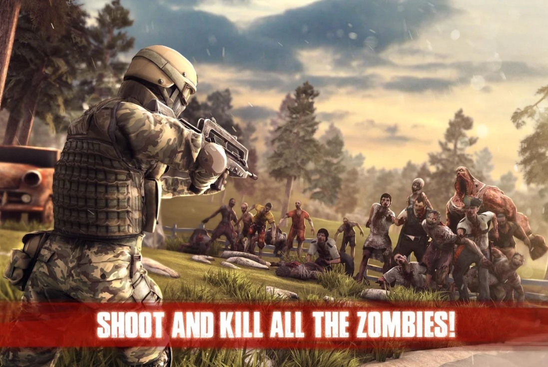zombie frontier - Best Zombie Gun Games for Android Zombie Shooting Games Lovers