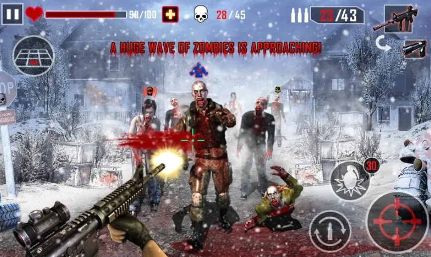 Best Zombie Gun Games for Android - Zombie Shooting Games