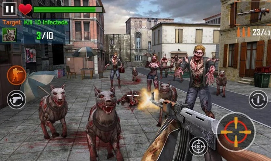 Best Zombie Gun Games for Zombie Shooting Games Lovers