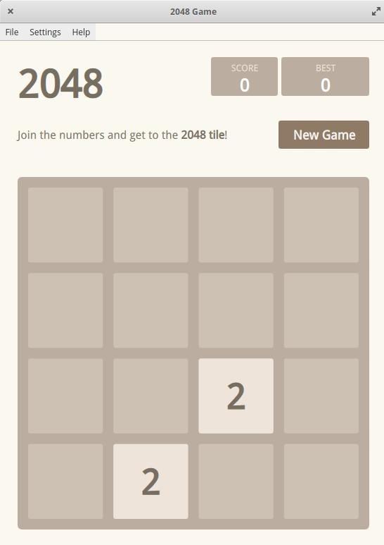 2048 Puzzle Game - How to Play 2048 Puzzle Game in Linux?