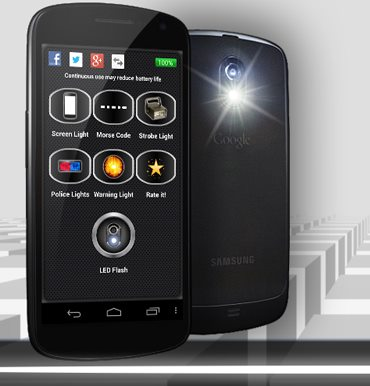 best flashlight app for android - Android Flashlight App