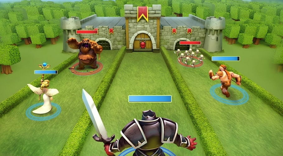castle crush - Games Like Boom Beach