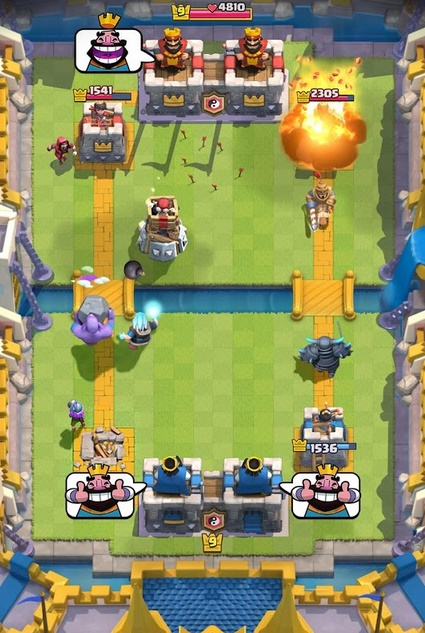Clash Royale - Best Games like Clash of Clans - Games like Clash of Clans for PC