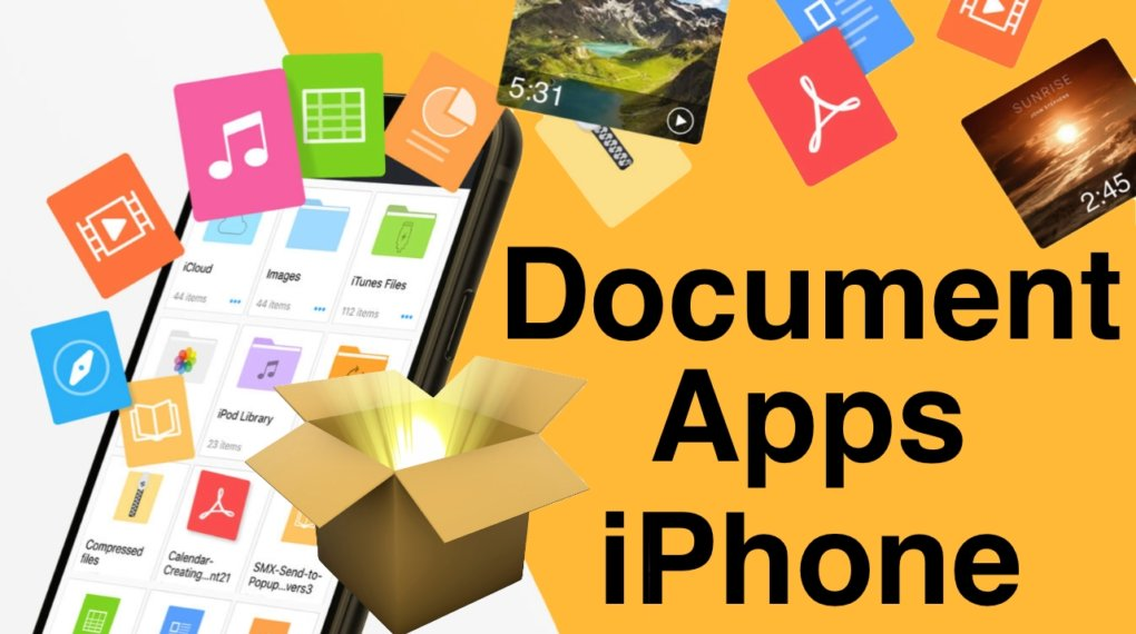 Best Document Apps for iPhone and iPad - File Manager Apps for iPhone