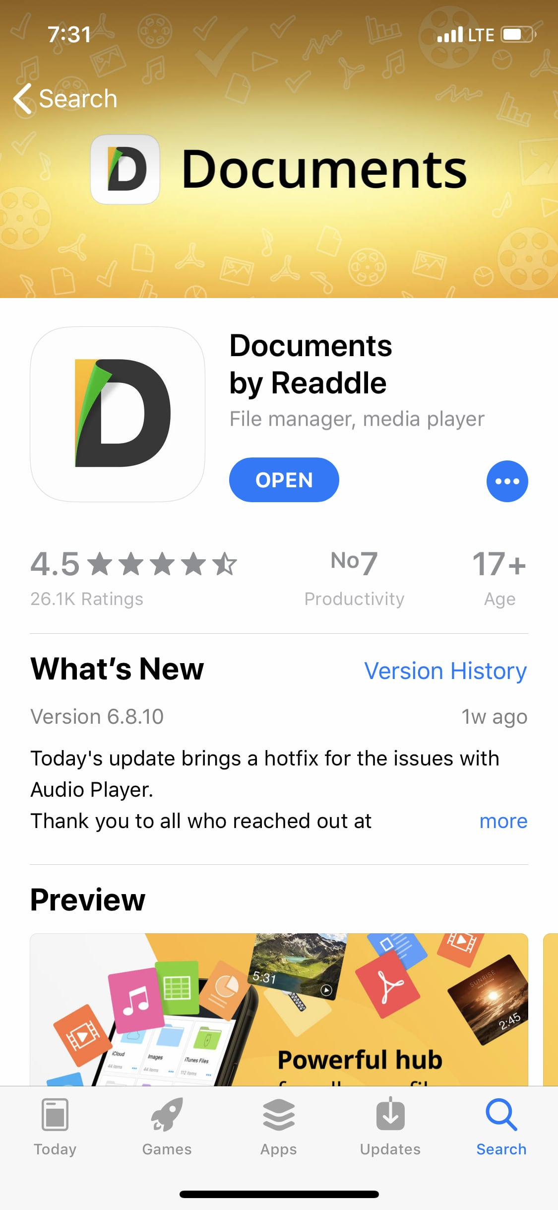 Document by Readdle - Best Document Apps for iPhone and iPad