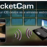 PocketCam WebCam Apps - iPhone Webcam Apps to Use iPhone as Webcam