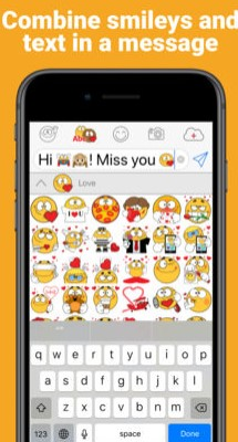 Emojidom for WhatsApp Emoticons - Best WhatsApp Emoticons App for iPhone