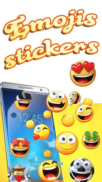 Emoticon Stickers for WhatsApp - Best WhatsApp Emoticon Apps for Android