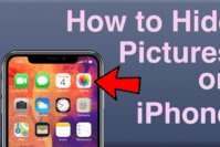 How to Hide Pictures on iPhone and iPad?