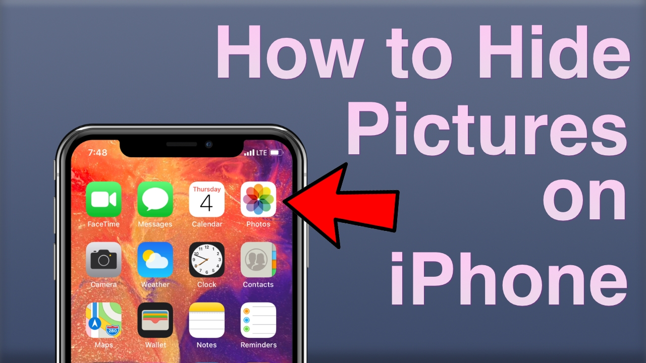 How to Hide Pictures on iPhone - Apps to Hide Pictures on iPhone