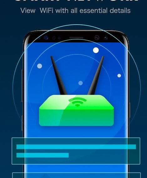Net Master WiFi Checker for Android - Know Who is Connected to my WiFi on Android