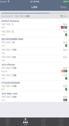 Network Analyzer for iPhone - How to Check Who is Connected to my WiFi using iPhone?