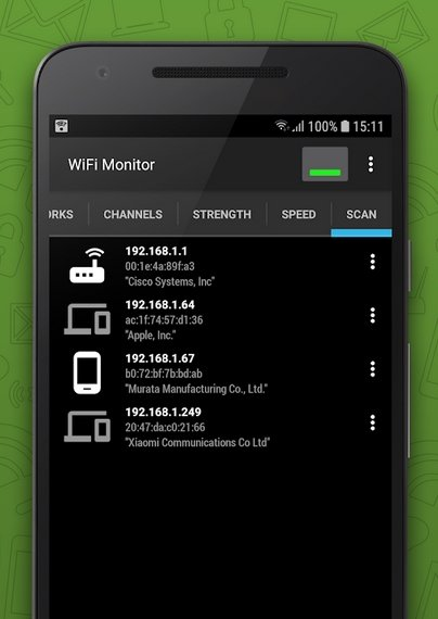 WiFi Monitor App for Android - How to Check Who is Connected to my WiFi on Android?