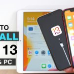 How to Install iOS 13 Beta Free No Computer - Install iPadOS Beta Free