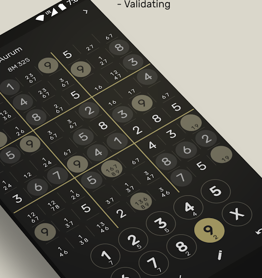 Best free sudoku app for android with pencil option