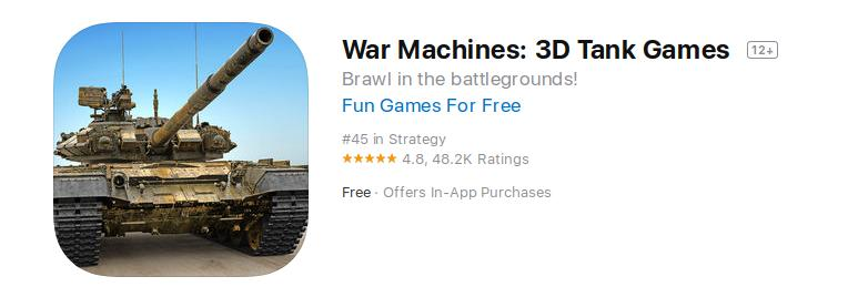 Best Cool Army Tank Games for Kids