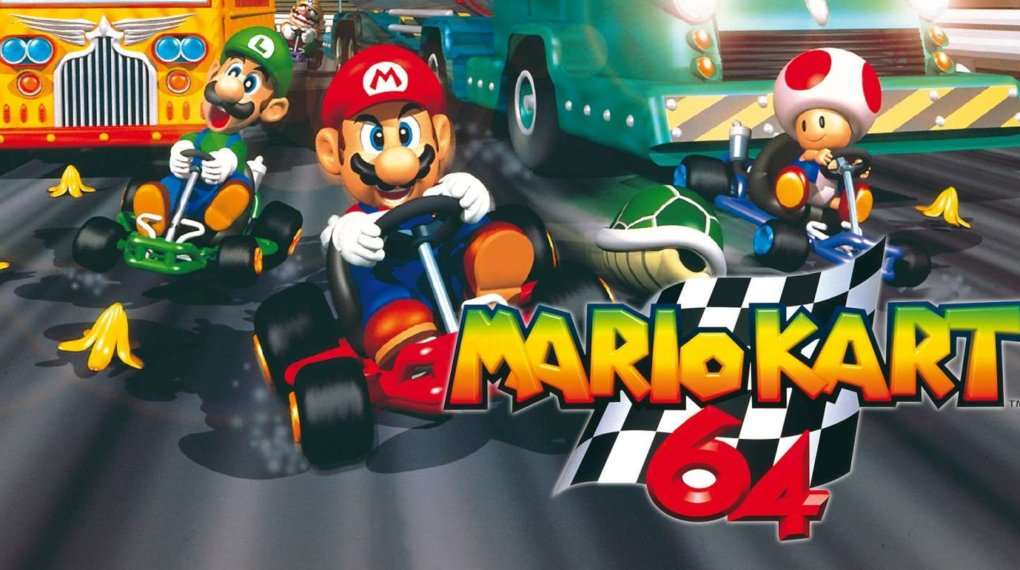 Mario Kart 64 - Best Mario Kart Games of All-Time