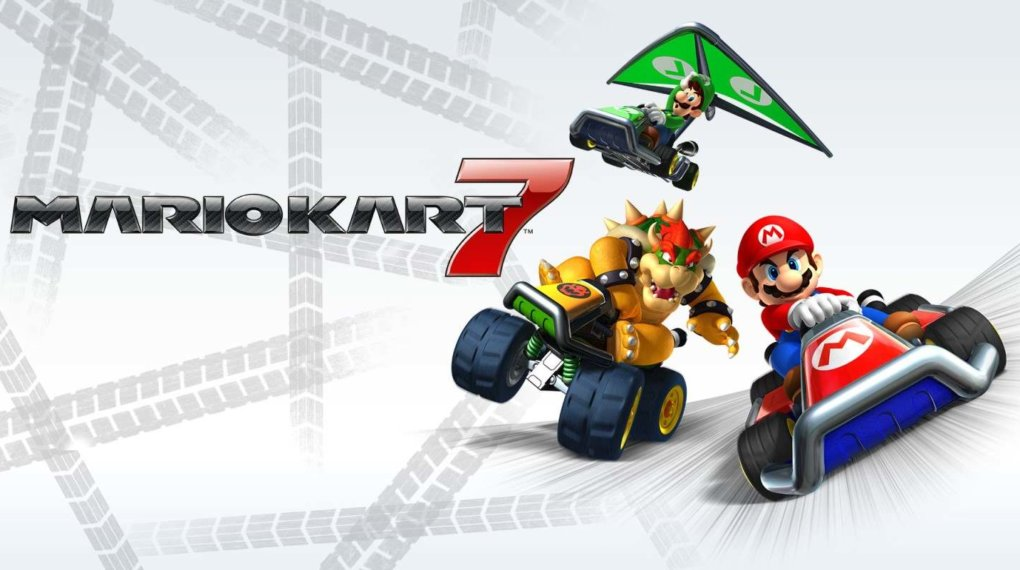 Mario Kart 7 - Best Mario Kart Games of All-Time