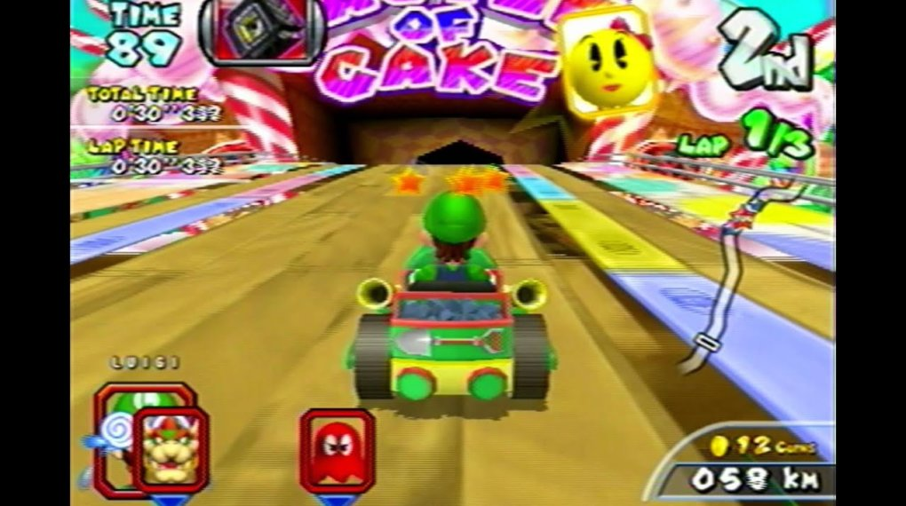 Mario Kart Arcade GP 2 - Best Mario Kart Games of All-Time