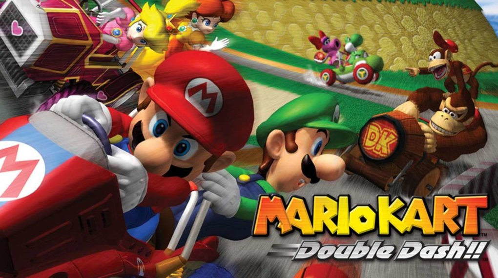 Mario Kart Double Dash - Best Mario Kart Games of All-Time