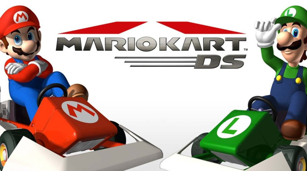 Mario Kart DS - Best Mario Kart Games of All-Time