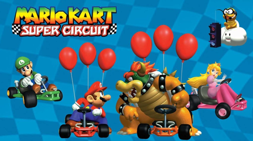 Super Mario Kart Super Circuit - Best Mario Kart Games of All-Time