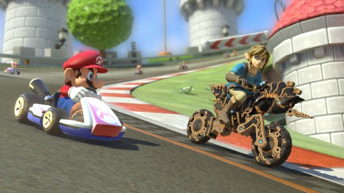 Mario Kart 8 Deluxe - Best Mario Kart Games of All-Time