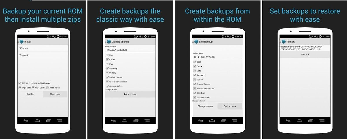 How to Install TWRP Fastboot Flash Recovery using TWRP Manager?