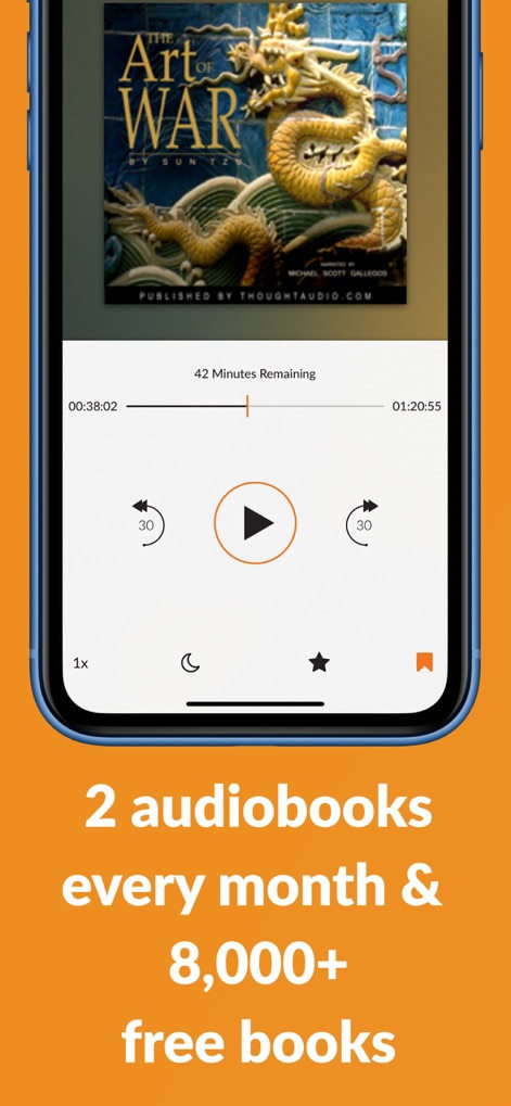 New Audiobook for iPhone - Free Audiobook Apps for iPad and iPhone