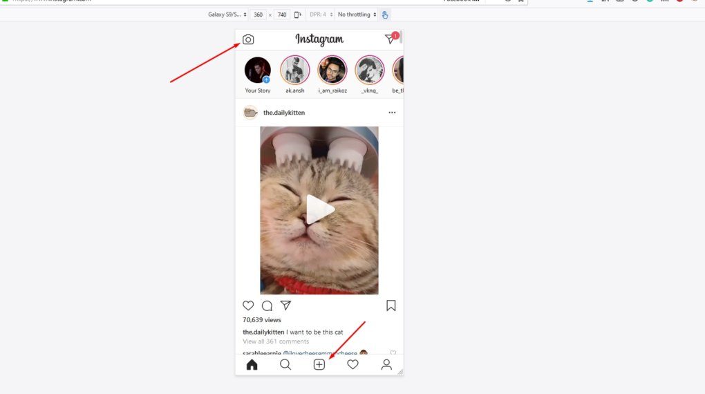 Learn How to Post on Instagram from PC or Mac?