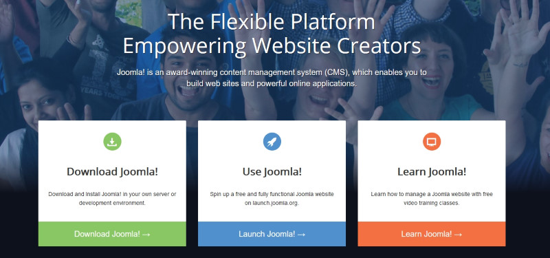 Joomla - Best Free Forum Software - Best Forum Software to Build Your Own Discussion Forum