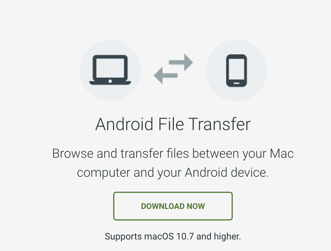 Android File Transfer for Mac - How to Transfer Files from Android to Mac