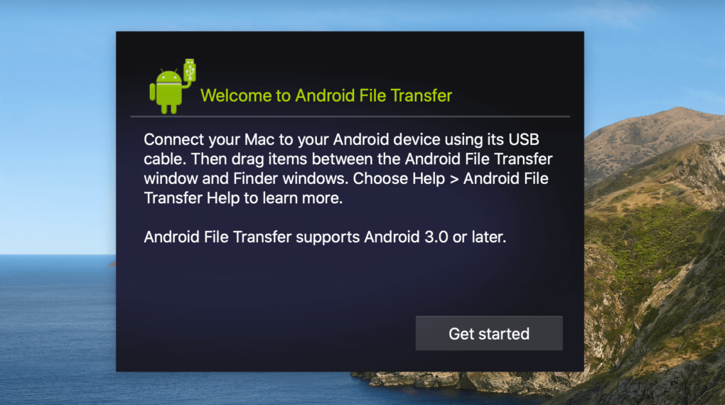 Transfer Files from Mac to Android - How to Transfer Android Files to Mac