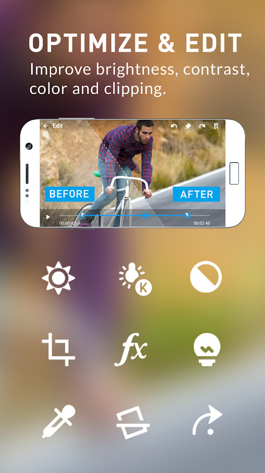 Camera MX App - Best Video Recording Apps For Android