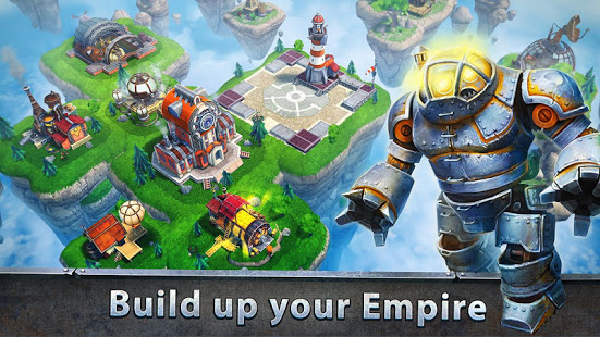 Sky Clash - Games like Clash of Clans - Games Similar to Clash of Clans