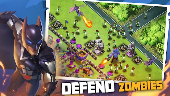 Games like Clash of Clans - Games Similar to Clash of Clans