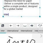Mazec 3 Handwriting Recognition - Best Handwriting to text Apps to Convert Handwriting Into Text