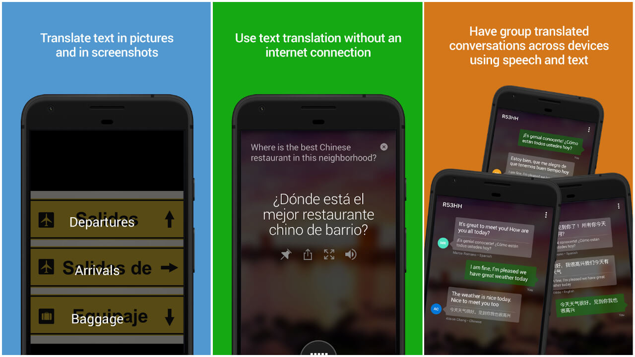 Top Visual Translator Apps for Android and iPhone