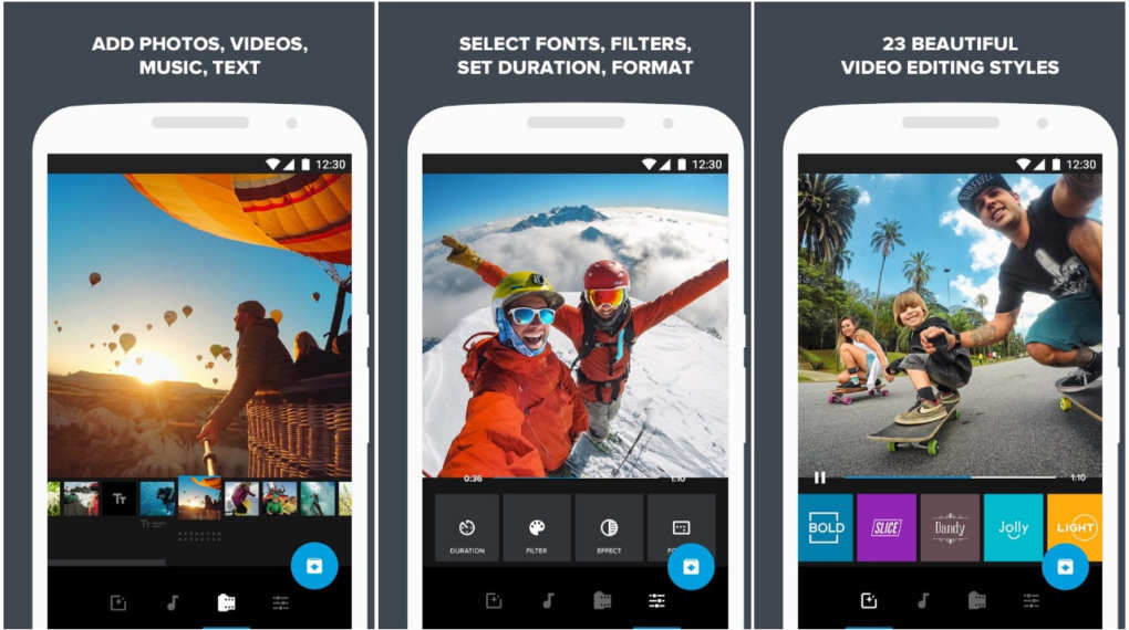 Quick Video Filter - Best Video Filter Apps for iPhone and Android
