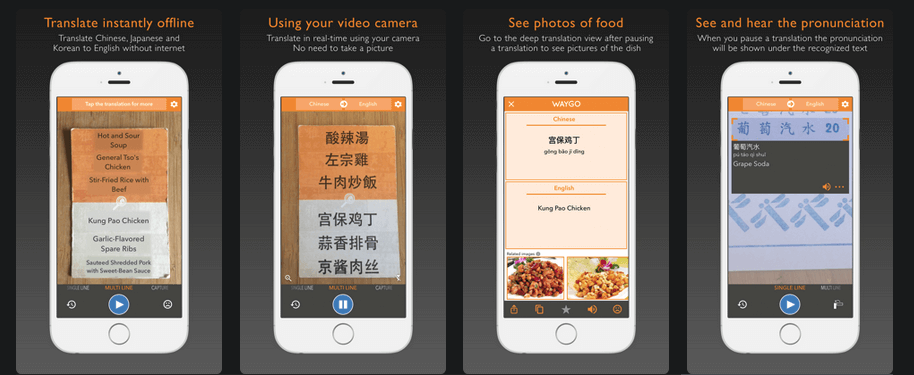 Best Visual Translator Apps for iPhone
