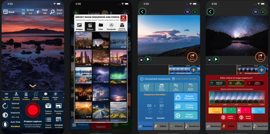 Lapse It Pro - Best Time-Lapse Video Maker Apps to Make Time-Lapse Videos