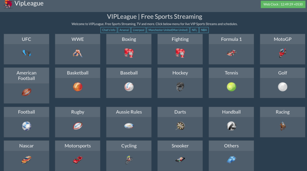 Best Wiziwig Alternative Sites for Sports Streaming