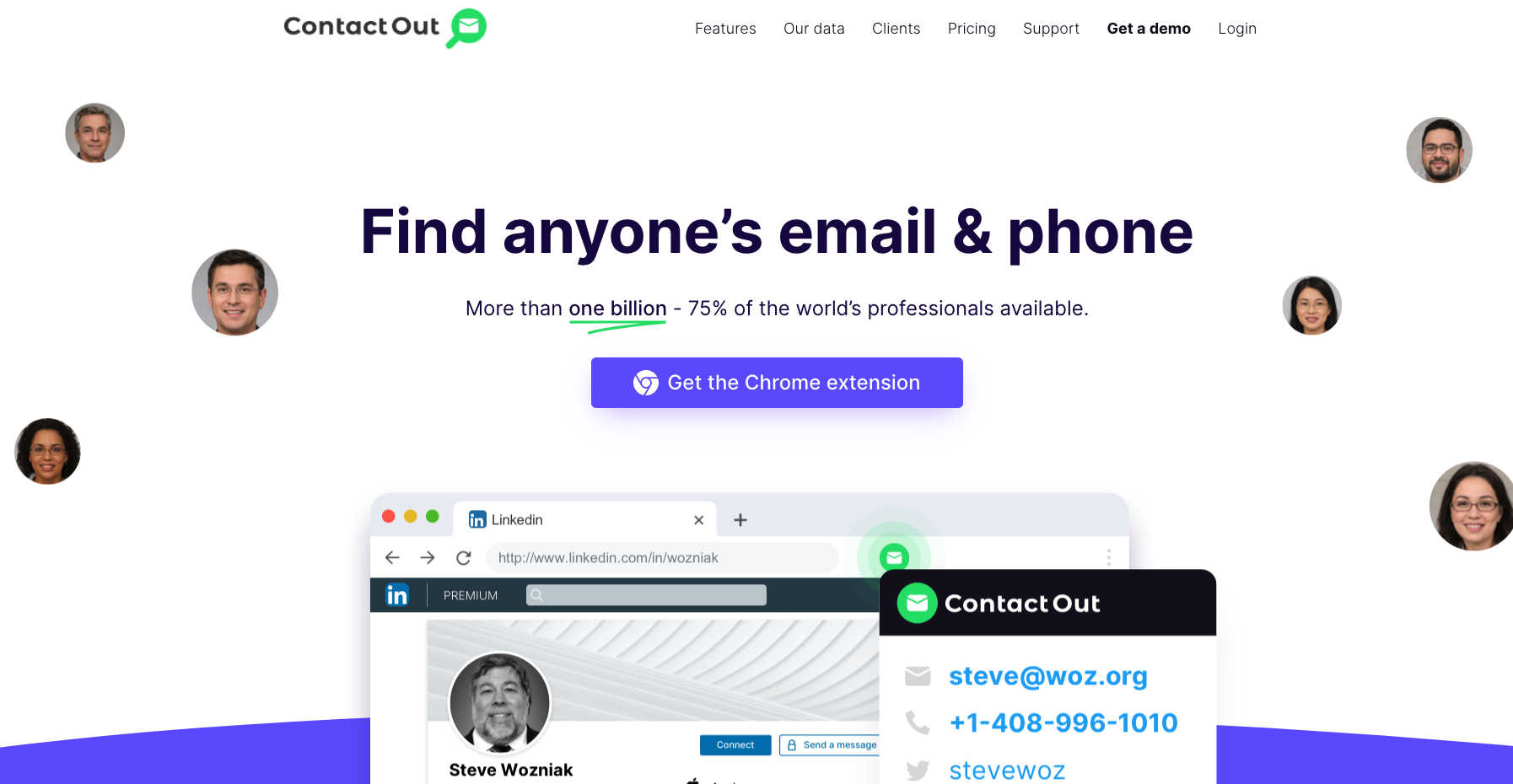ContactOut- best comprehensive email finder tool - best tool to find email address