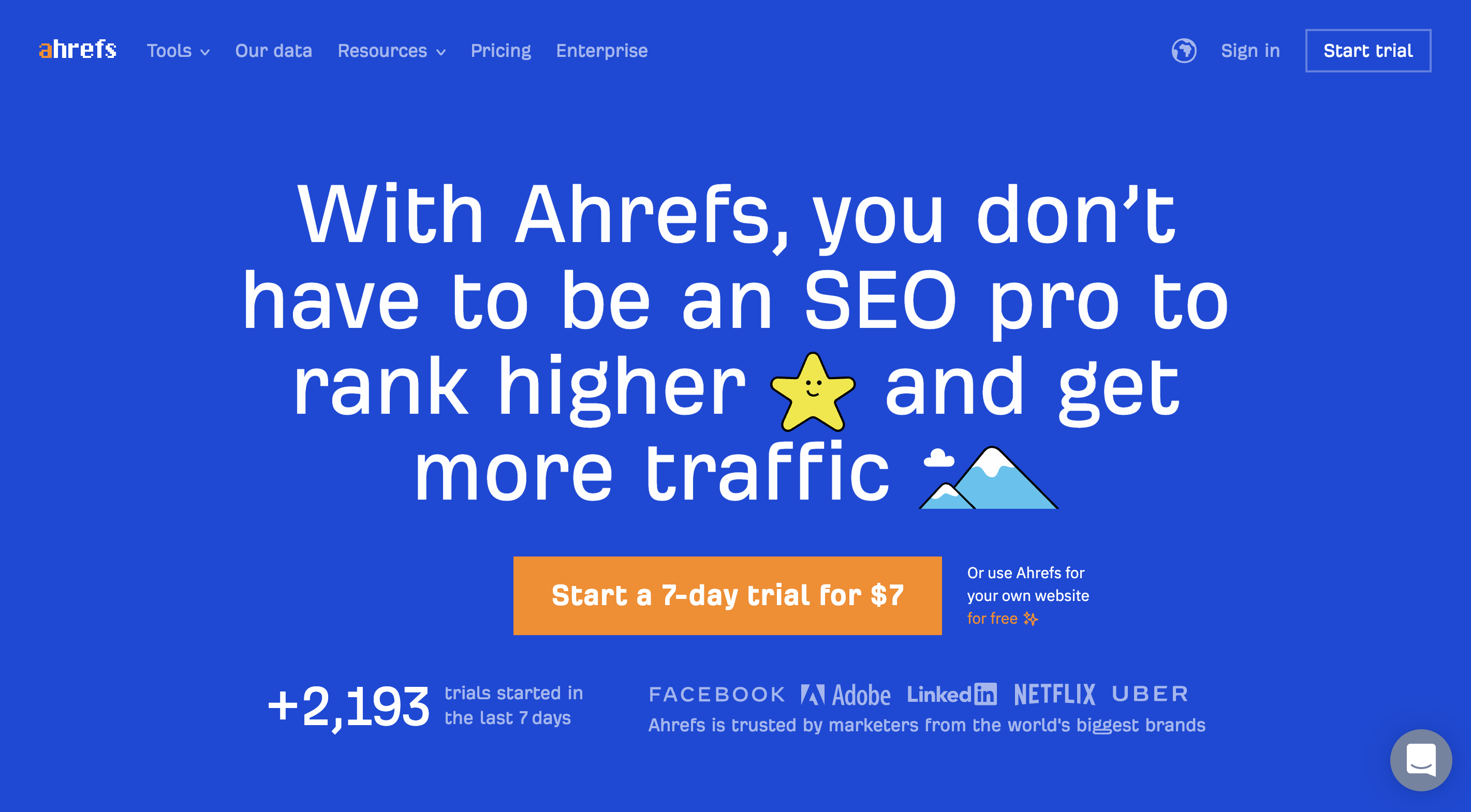 Ahrefs Competitive Intelligence Tool for SEO - Best Competitive Intelligence Tools for SEO Analysis